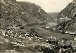 Gd Format :environ 15cms X10cms -ref Y253- Norvege - Norway - Laerdal  - - Norvège