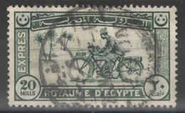 Egypte - Expres - YT 1 Oblitéré - Egypte