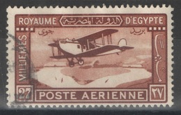 Egypte - YT PA 2 Oblitéré - Luchtpost