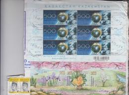 Kazakhstan Stamps, Space, Plant Flora       (A-754) - Kazakhstan
