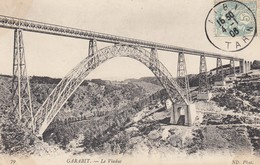 15 - Cantal - Gabarit - Le Viaduc - Autres Communes