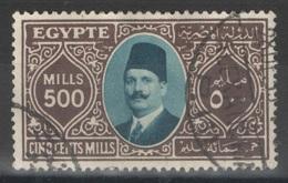 Egypte - YT 129 Oblitéré - Égypte