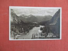 RPPC-   > Canada > Alberta > Banff  Bow Valley  Ref 3102 - Banff