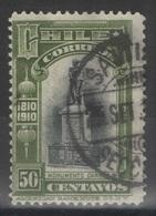 Chili - YT 81 Oblitéré - 1910 - Chile