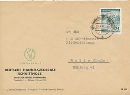 SPREMBERG / DDR - 1953 , VI. Internatinale Friedensfahrt Radrennfahrer - Radsport