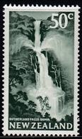 New Zealand 1967 - Definitive Stamp: Fourth Pictorials: Sutherland Falls - Mi 472 ** MNH - New Zealand