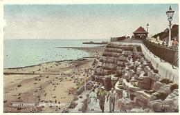 WINTERSTOKE CHINE - RAMSGATE - KENT WITH FRENCH CHARGE MARKS AND TIMBRE TAXE STAMPS - Ramsgate