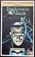 LDVELH - Epouvante ! - 2 - Frankenstein Le Maudit - Gallimard 1989 - Jeux De Société
