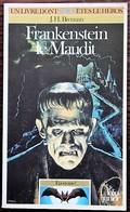 LDVELH - Epouvante ! - 2 - Frankenstein Le Maudit - Gallimard 1989 - Gezelschapsspelletjes