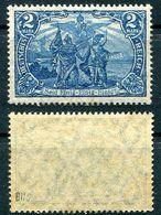 D. Reich Michel-Nr. 95BIIa Postfrisch - Geprüft - Deutschland