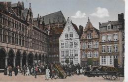 AK 0102  Ypres - Nieuwerk / Feldpost Um 1915 - Ieper