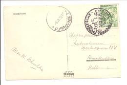Sto Godina.Nauticke Skole 10.9.52 -Postcard Dubrovnik-Ragusa.Ezel-Ane-Esel-Donkey - Yougoslavie