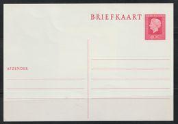 Nederland Briefkaart 1979  Geuzendam Nr. 301 - Postal Stationery