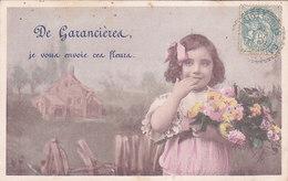 De Garancières Je Vous Envoies Ces Fleurs  Fantaisie - Autres Communes