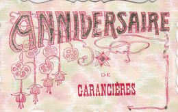 Anniversaire De Garancières Fantaisie - Autres Communes