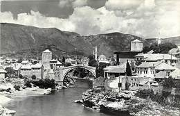 Gd Format :environ 14,5cms X9,5cms -ref Y238- Croatie - Croatia - Mostar - - Croatia
