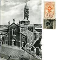 ERITREA  ASMARA  La Cattedrale  Periodo Di Ethiopia  Nice Stamps Negus - Eritrea