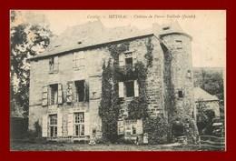Meyssac *  Chateau De Pierre Tailllade   ( Scan Recto Et Verso ) - France