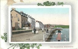 The Promenade - Whitehead - County Antrim With Good WHITEHEAD S.O. Postmark 1910 - Antrim / Belfast