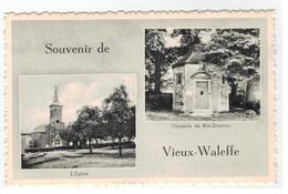 Vieux-Waleffe   Souvenir De Vieux-Waleffe   L'Eglise  Chapelle De Bon-Secours - Villers-le-Bouillet