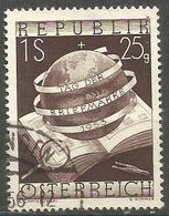 Austria - 1953 Stamp Day Used - 1945-.... 2nd Republic