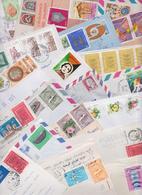 Algérie - Beau Lot De 190 Enveloppes Timbrées - Stamped Air Mail Covers - Air Mail Covers - Stamps - Timbres - Timbre - Algérie (1962-...)