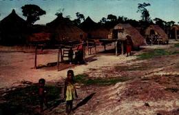 Village Africain - Postcards