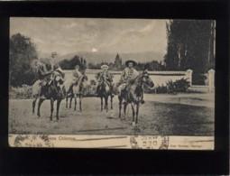Chili Huasos Chilenos édit. Joan Tamargo N° 17 Cavalier  Cheval - Chile