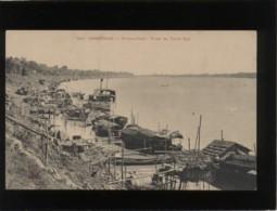 Cambodge Phnom-penh Rives Du Tonlé-sap édit. Dieulefils ? N° 1818 - Cambodia