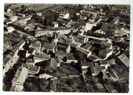 CHAUNAY  Vue Générale, Au Centre L'église - Circulée 1961- Bon état - France