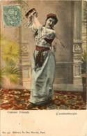 Turquie - Constantinople -  Costume Oriental- Voir Oblitération - Turquie