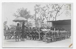 Afrique Congo Belge Elisabethville  Concert Militaire Au Parc 1927 Photo Carte - Africa