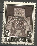 Austria - 1956 United Nations Used - 1945-.... 2nd Republic