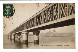 CPA - Cartes Postales-FRANCE-Bordeaux - La Passerelle- -S4106 - Bordeaux