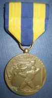 """Medaille US """"Navy Expeditionary Medal"""" WW2 - USA"""