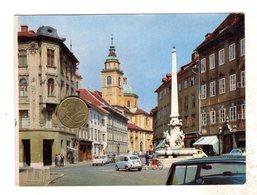 Lubiana LJUBLJANA Slovenia   Viaggiata 1967 - Slovénie