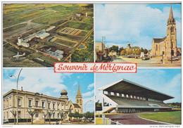 FOOTBALL CP STADE MUNICIPAL DE MERIGNAC 33 - Merignac