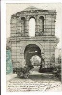 CPA - Cartes Postales-FRANCE-Bordeaux -Ruines Du Palais Gallien -1903- -S4108 - Bordeaux