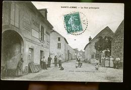 SAINT JEMME GOULET TURPIN                       JLM - France