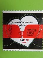 Timbre France YT 5198 - Saint-Valentin - Cœur Sonia Rykiel - 2018 - France