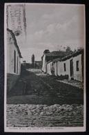 HC 1930 - URUGUAY Colonia UNA CALLE EN EL TIEMPO COLONIAL - Edit. EL SPORTMAN - USED POSTCARD - Uruguay