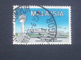 Malaysia - 1965 - Mi:MY 17, Sn:MY 18, Yt:MY 20 O  - Look Scan - Malaysia (1964-...)