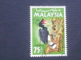 Malaysia - 1965 - Mi:MY 22, Sn:MY 23, Yt:MY 25 O  - Look Scan - Malaysia (1964-...)