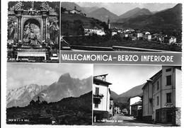 Berzo Inferiore (Brescia). Vedutine. - Brescia