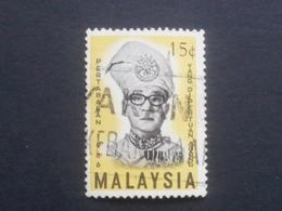 Malaysia - 1966 - Mi:MY 32, Sn:MY 33, Yt:MY 33 O  - Look Scan - Malaysia (1964-...)
