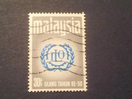 Malaysia - 1970 - Mi:MY 71, Sn:MY 74, Yt:MY 66 O  - Look Scan - Malaysia (1964-...)