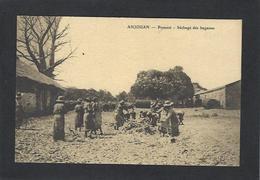 CPA Comores Type Non Circulé Métier ANJOUAN - Comoros