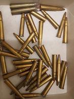 Lot De 37 Cartouches à Blanc De 303 FN - Armes Neutralisées