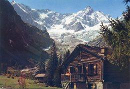 Vieux Chalet Au Pays Du Mont Blanc - Bâtiments & Architecture