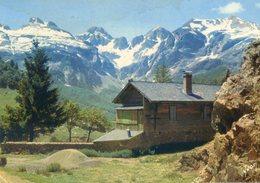 Les Belles Pyrénées Chalet En Haute Montagne - Bâtiments & Architecture